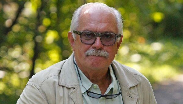Руководитель Союза кинематографистов Никита Михалков