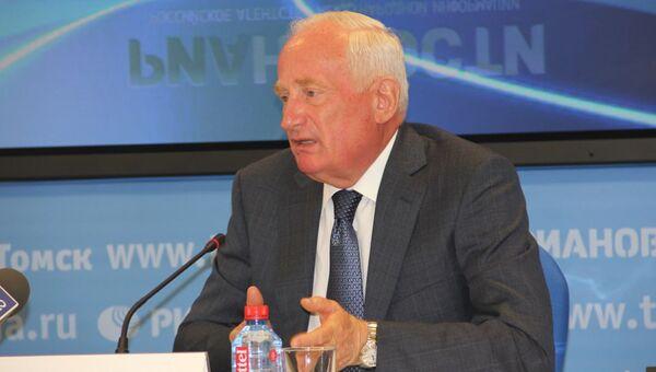 Виктор Кресс об итогах работы в Совете Федерации за первое полугодие 2013 года