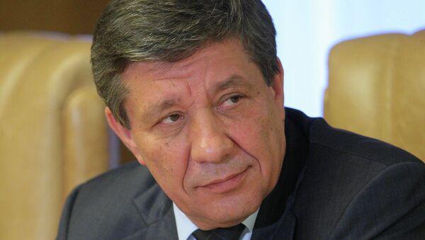 Владимир Поповкин. Архивное фото