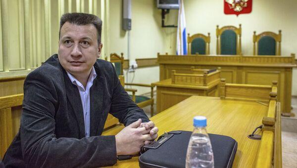 Рассмотрение жалобы экс-командира Стрижей Валерия Морозова