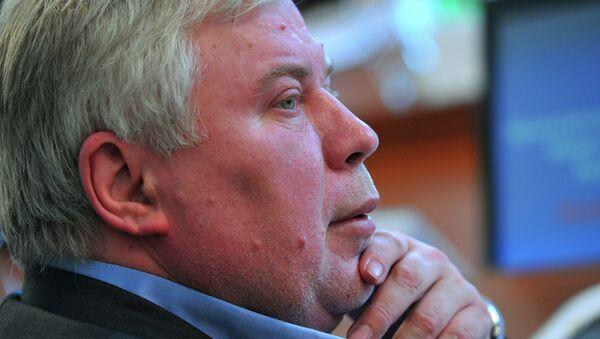 Член Общественной палаты России Анатолий Кучерена, архивное фото