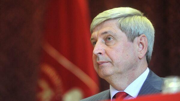 Иван Мельников. Архивное фото