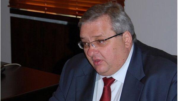 Министр здравоохранения Северной Осетии Владимир Селиванов