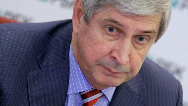Кандидат в мэры Москвы, первый заместитель председателя ЦК КПРФ Иван Мельников
