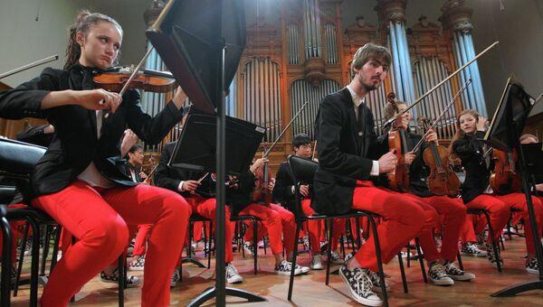 Концерт Джошуа Белла в Москве