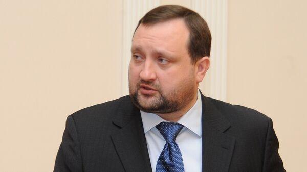 Вице-премьер Украины Сергей Арбузов