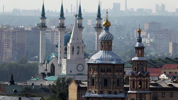 Города России. Казань. Архивное фото