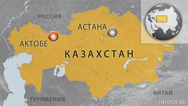 Казахстан, Актобе