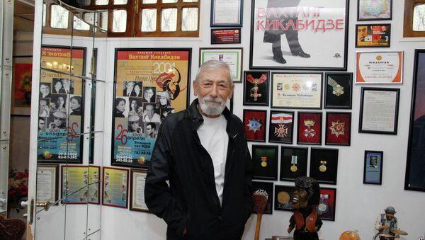 Афиши и награды Вахтанга Кикабидзе