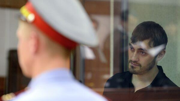 Оглашение приговора Магомеду Бекову. Архивное фото