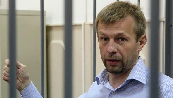 Мэр Ярославля Евгений Урлашов. Архивное фото