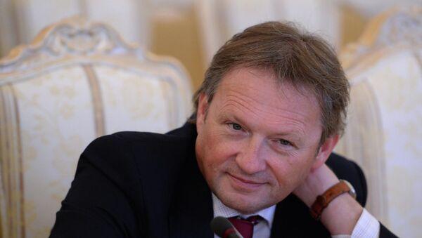 Борис Титов. Архивное фото