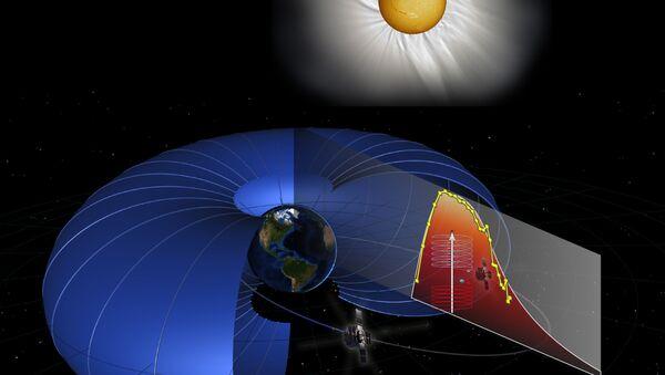 """Зонды RBSP обнаружили источник """"ускоренных"""" электронов в радиационных поясах Земли"""