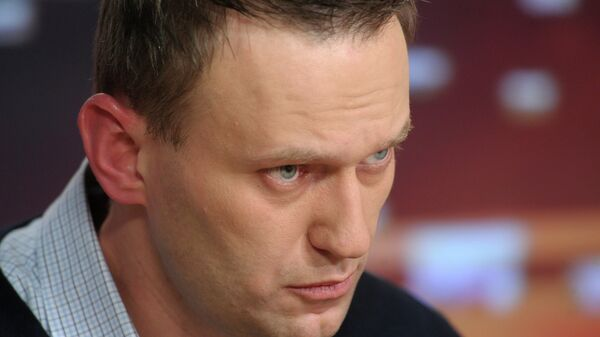 Алексей Навальный. Архивное фото