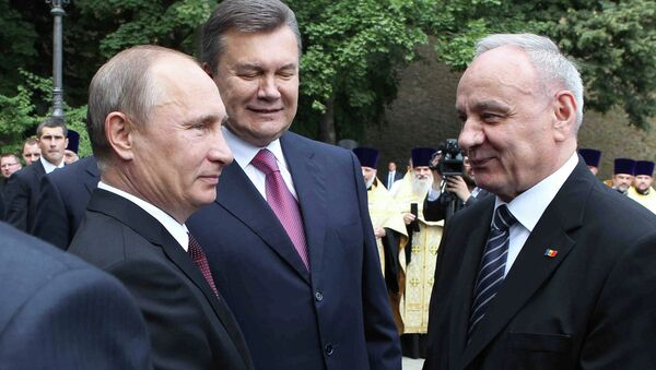 В.Путин на торжествах по случаю 1025-летия крещения Руси