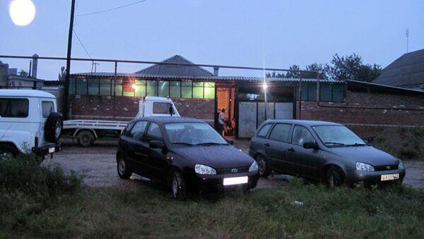 Неизвестный расстрелял семью бизнесмена в Ставропольском крае
