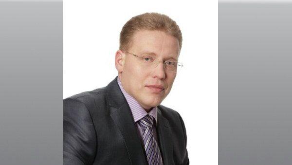 Глава Первоуральска Юрий Переверзев. Архивное фото