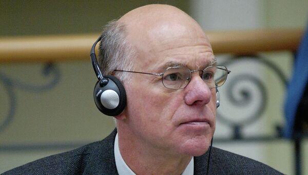 Президент Бундестага Парламента Федеративной Республики Германии Норберт Ламмерт. Архивное фото