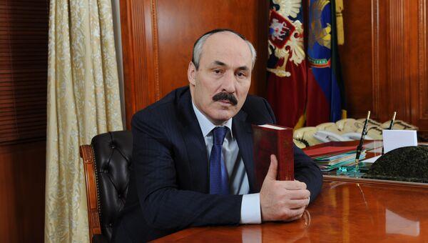 Рамазан Абдулатипов, архивное фото