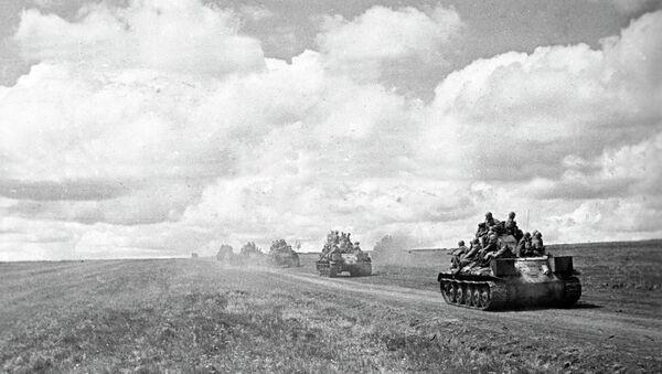 Битва на Курской дуге. Архивное фото