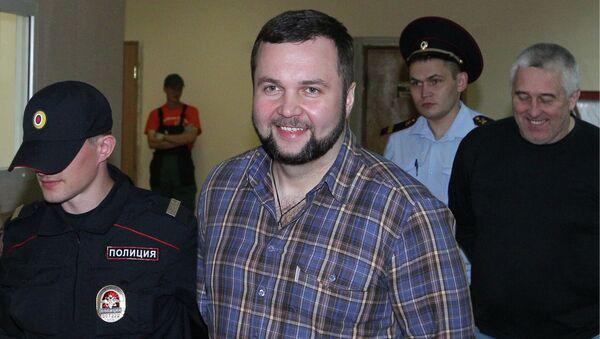 Бывший сотрудник МВД Максим Каганский