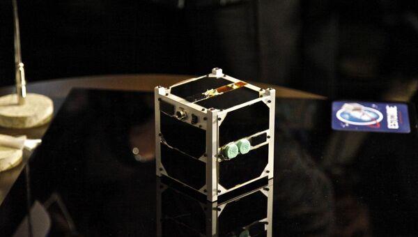 Первый эстонский спутник ESTCube-1