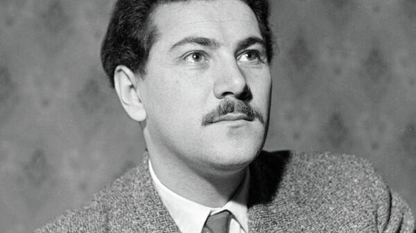 Кинорежиссер Григорий Чухрай. Архивное фото