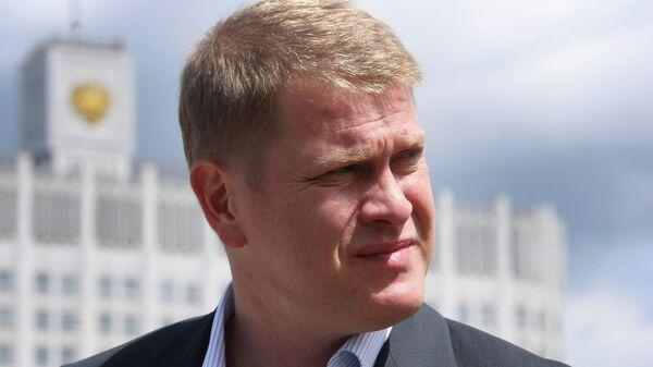 Телеведущий и политический деятель Иван Демидов
