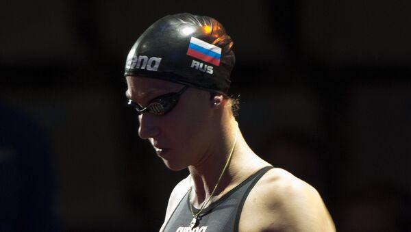 Дарья Устинова. Архивное фото