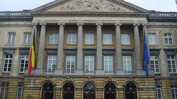 Федеральный парламент Бельгии. Архивное фото