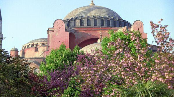 Собор Святой Софии в Стамбуле. Архивное фото
