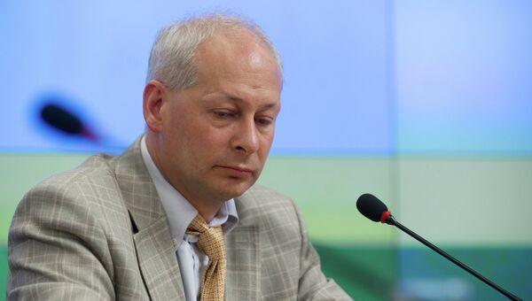 Алексей Волин. Архивное фото