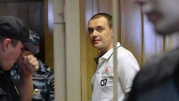 Суд над Алексеем Русаковым, из-за которого в ДТП погибла актриса М.Голуб. Архивное фото