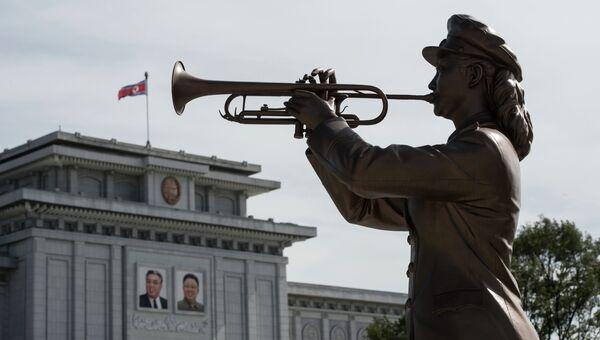 Пхеньян. Архивное фото.