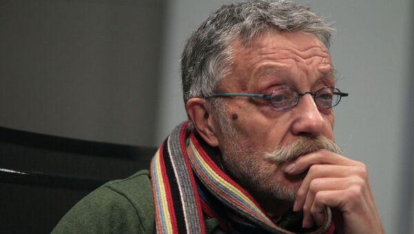 Журналист Юрий Рост. Архивное фото