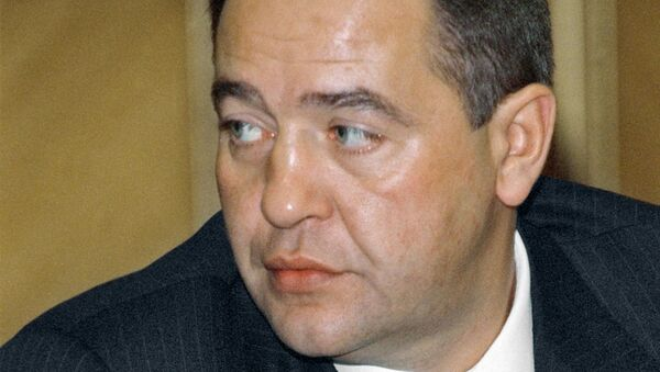 Министр по делам печати, телерадиовещания и средств массовых коммуникаций Михаил Лесин