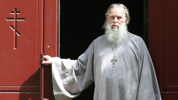 Православный священник Павел Адельгейм