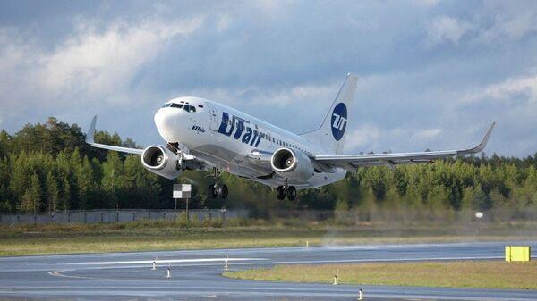 Boeing 737-500 компании ЮТэйр