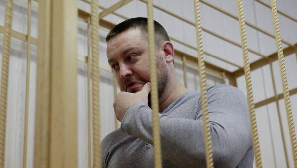 Рассмотрение ходатайства о продлении ареста по делу С.Филина, архивное фото