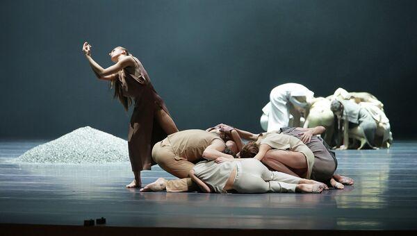 Балет Весна священная в Мариинском театре