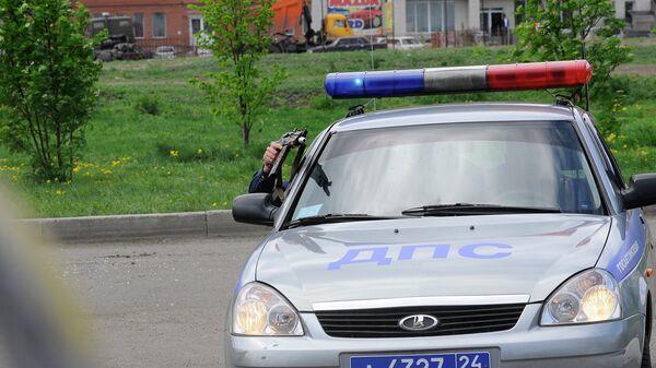 Полиция Красноярска