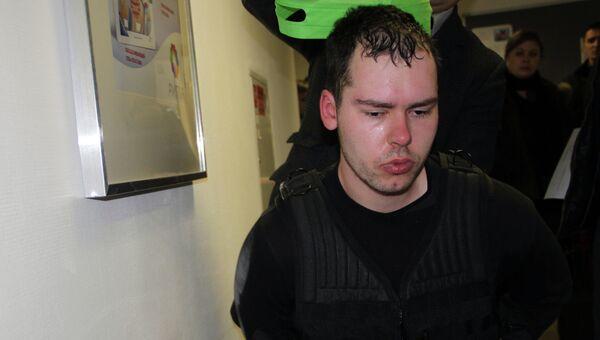Юрист Дмитрий Виноградов, открывший стрельбу в офисе одной из московских компаний.