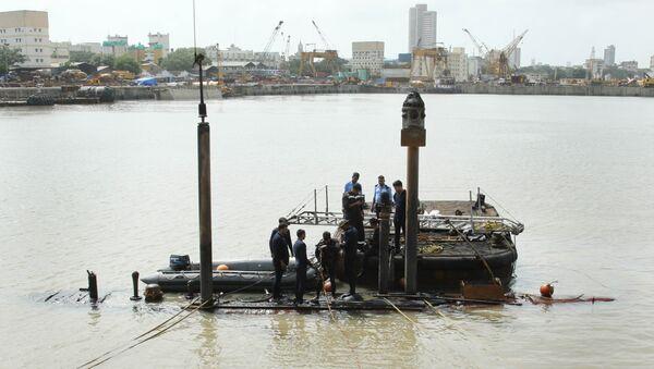 Спасательная операция в Мумбаи. Архивное фото
