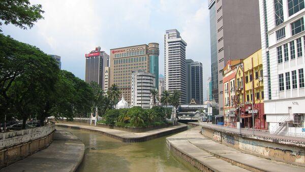 Малайзийский Куала-Лумпур. Архивное фото