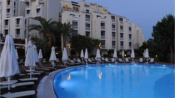 Отель Sentido Perissia в Сиде