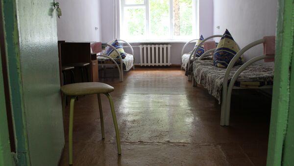 В одном из общежитий. Архивное фото