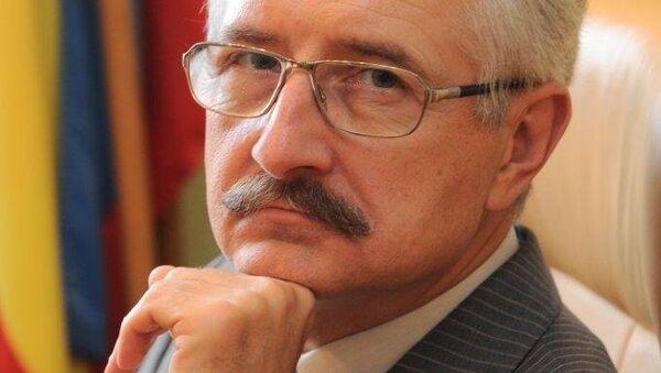 Глава облизбиркома Ростовской области Сергей Юсов