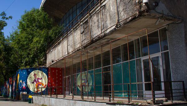 Владивостокский цирк.