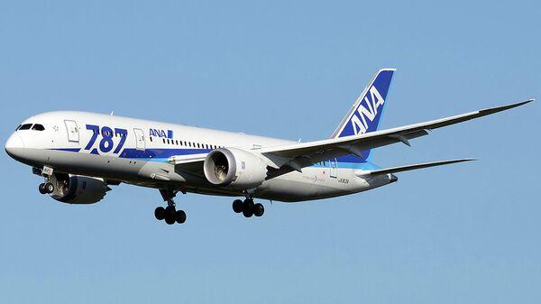 Boeing 787 Dreamliner авиакомпании All Nippon Airlines (ANA)