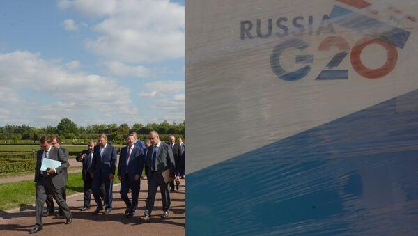 Сворачивание стимулирования экономики США могут обсуждать в рамках G20